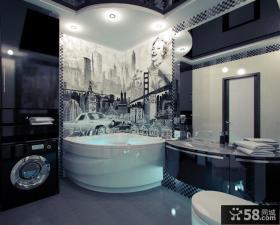 卫生间装修 现代风格卫生间装修