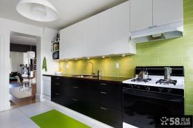 厨房橱柜装修设计效果图