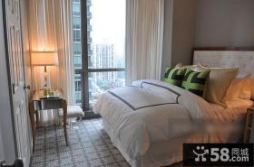 简约装修设计10平米卧室效果图大全