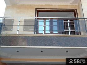 锌钢阳台护栏图片