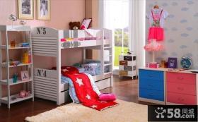 家装设计室内儿童房图片欣赏大全2014