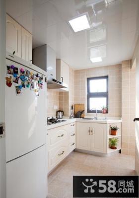 小厨房集成吊顶图片