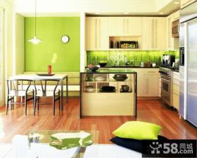 家庭装修设计小餐厅图片欣赏