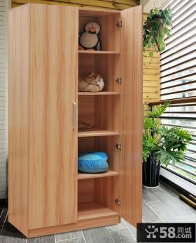 现代阳台储物柜图片
