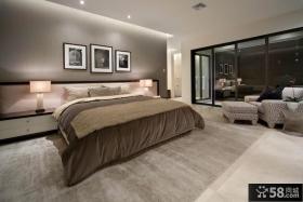 复式楼卧室装修效果图大全2012图片