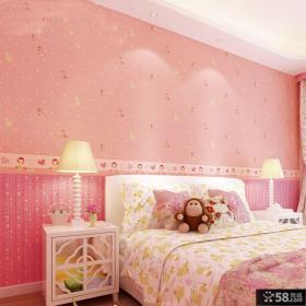女生卧室卡通壁纸