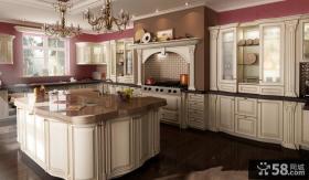 欧式风格家装厨房装修设计图片