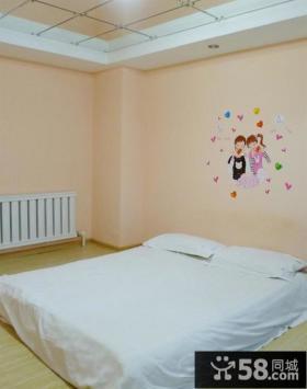 家装小户型榻榻米床设计图片