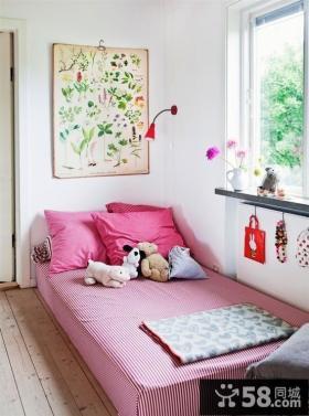 小儿童房装修效果图 小户型儿童房装修图