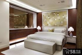 现代别墅室内考究装饰效果图