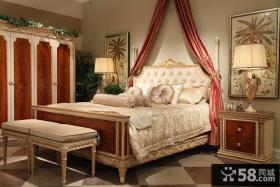 豪华卧室欧式家具图片