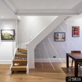 简约小楼梯装潢设计