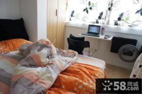 35平小户型客厅沙发装修效果图大全2014