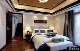 新中式主卧室装修效果图欣赏