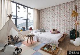 北欧风格复式家居儿童房图片