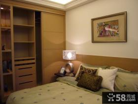 美式装饰设计卧室衣柜效果图大全
