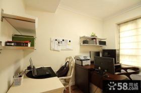 简约家庭办公室设计图片
