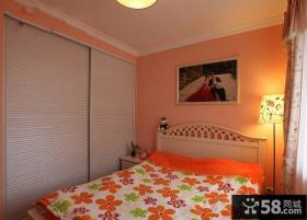 田园风格30平米小户型室内装修效果图大全