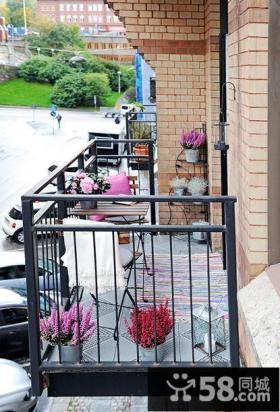 家居阳台装修参考