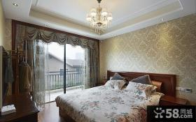 复古欧式卧室美图