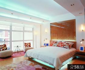 复式楼装修效果图 复式楼卧室设计