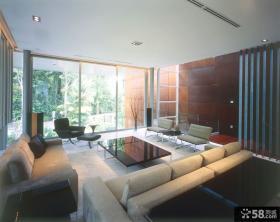 不吊顶客厅设计