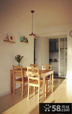 日式风格小餐厅设计图片