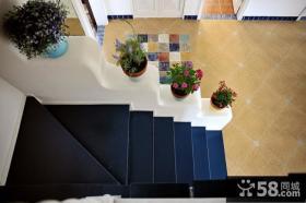 地中海风格楼梯装修