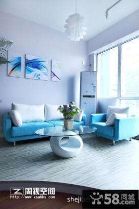 50平米小户型家装客厅装修设计图