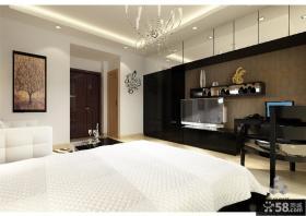 美凯城-乐活40平米超小户型客厅装修效果图大全2012图片