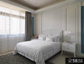 现代欧式卧室图