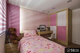 现代风格室内设计小卧室图片