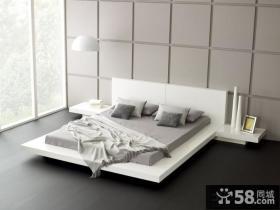 卧室简约风格家具图