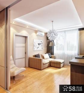 70平米小户型卧室装修效果图