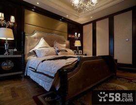美欧风格卧室装修图大全