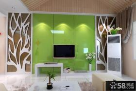 客厅电视背景墙效果图 电视机背景墙效果图