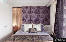 10平米小卧室背景墙纸效果图