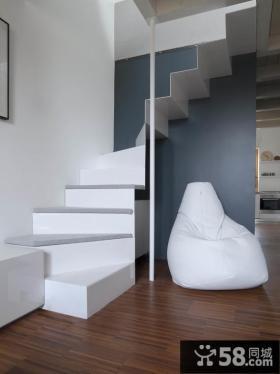 创意现代楼梯装修