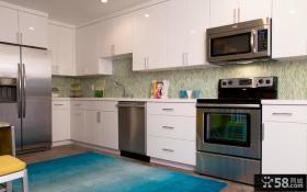 小户型现代简约家居客厅装饰效果图