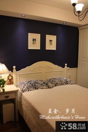 简欧式小卧室装修效果图
