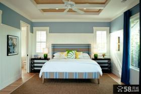 欧式主卧室装修效果图大全2012图片