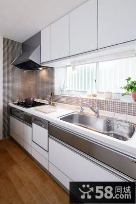 简约日式装修风格厨房设计