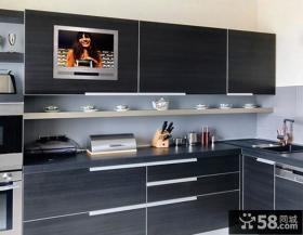 厨房多功能储物柜设计效果图