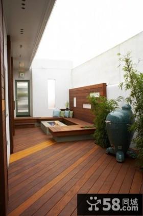 小阳台装修效果图 室内阳台装修效果图