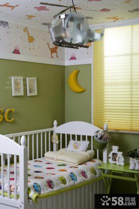 小户型儿童房吊灯造型设计