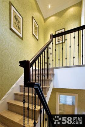 小复式楼楼梯设计图片
