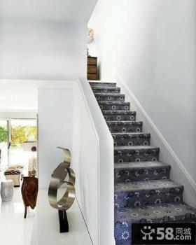 北欧复式楼梯装修效果图