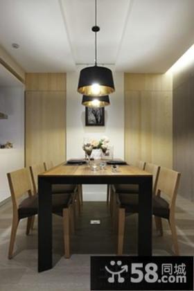 现代风格两室两厅厨房装修效果图片
