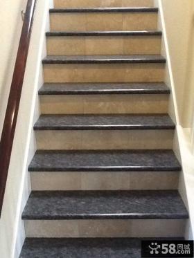 大理石楼梯踏步图片大全