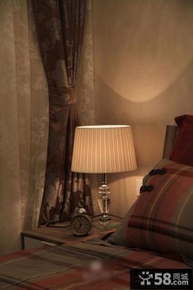 时尚家装卧室床头灯具